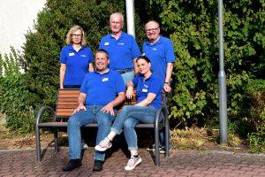 Markgröningen aktiv spendet drei Bänke für Unterriexingen