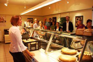 Wissenswertes in der Bäckerei Kutterer